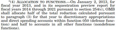 Budget Control excerpt