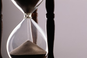 Sequestration Hourglass